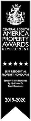 Americas Property Awards Winner 2019-2020 - Santa Fe Colon