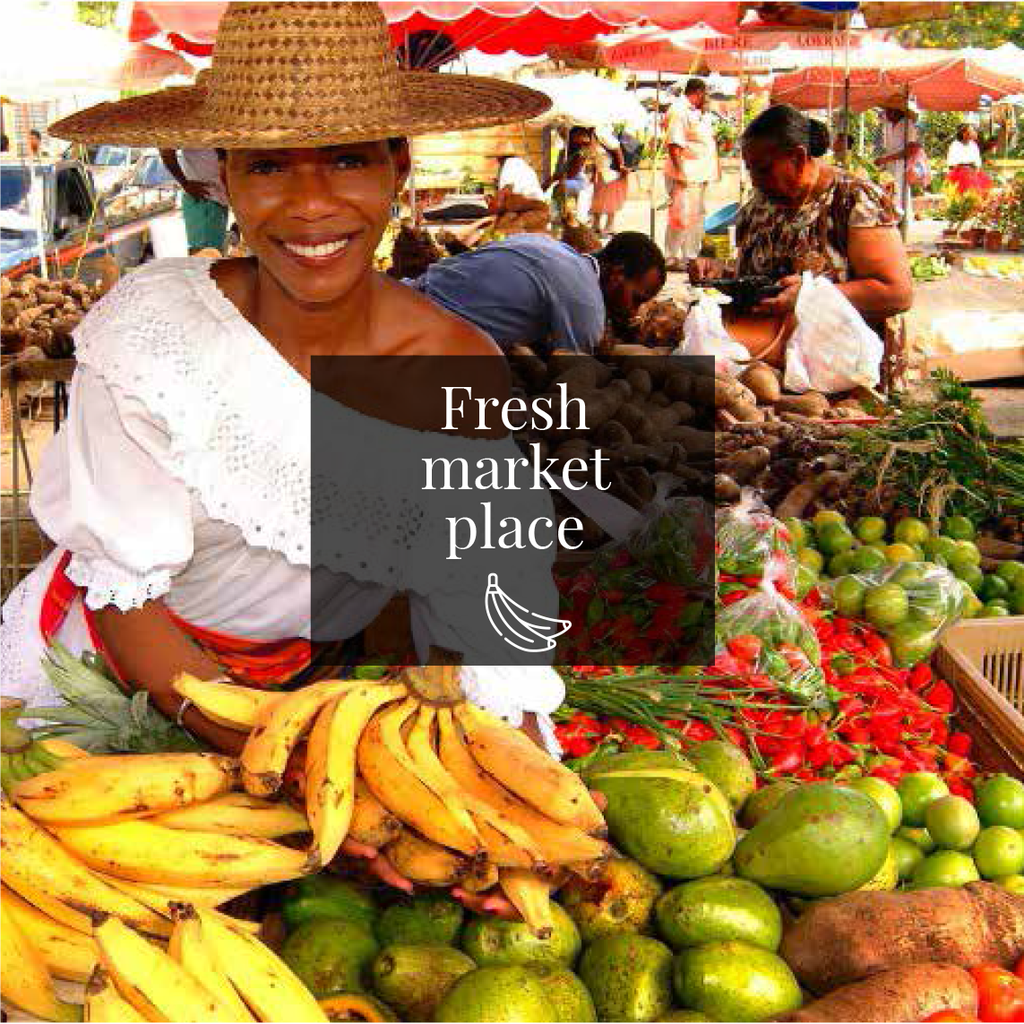 Fresh market place