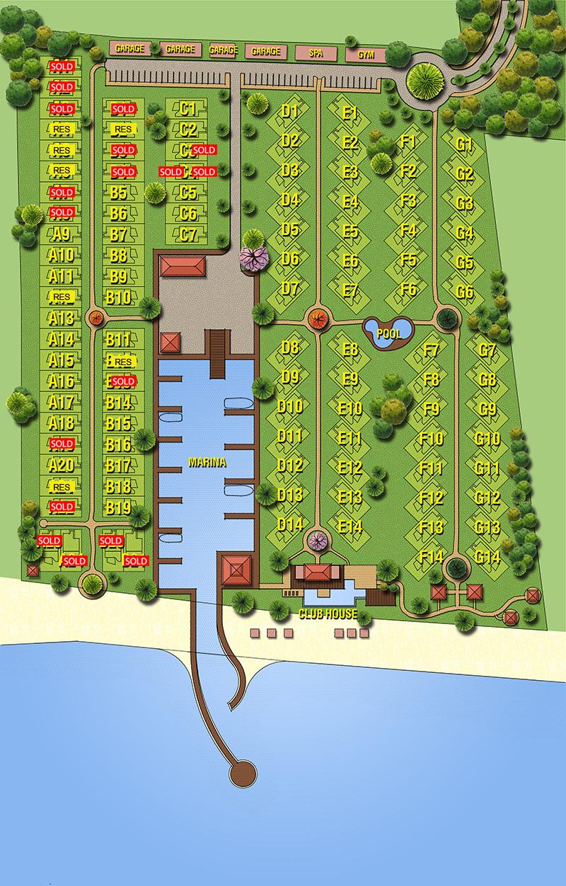 Properties Map